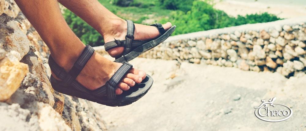 Kona Sports Center Chaco Sandals