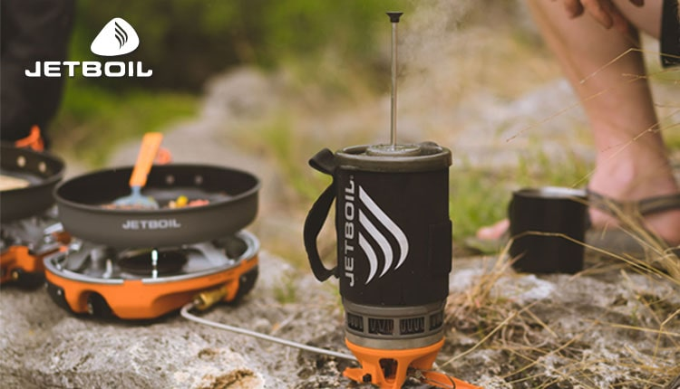 Kona Sports Center Jetboil Camping Cookware