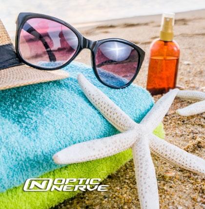 Kona Sports Center Optic Nerve Sunglasses
