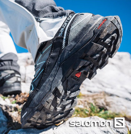 Kona Sports Center Salomon Hiking Shoes