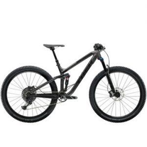 Fuel EX 8 29 15.5 Matte Dnister Black